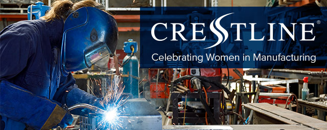 Crestline - Celebrating Women in Manufacturing