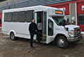 Congratulations to the City of Miramichi on the delivery of your 2 new Goshen Impulse buses.